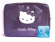 Custodia pc Hello kitty Grigio