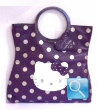 borsa hello kitty flat