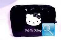 Custodia Pc Hello Kitty nera