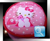 portamonete hello kitty rosa