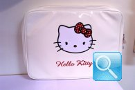 Custodia pc Hello Kitty bianco