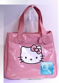 borsa hello kitty tote bag