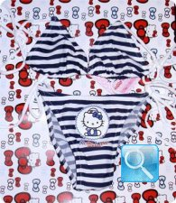 costume hello kitty bambina 5-6 anni