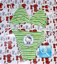 costume hello kitty bambina 7-8 anni