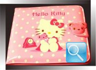 portafoglio hello kitty bambini