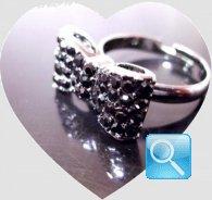 anello camomila fiocco