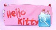 astuccio hello kitty rosa