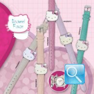 orologio hello kitty face