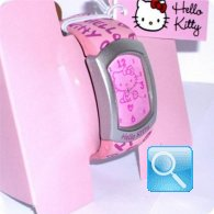 orologio hello kitty graffiti rosa