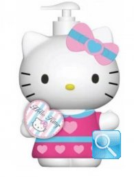 Dispenser sapone con dosatore Hello kitty Boutique