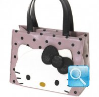 borsa handbag city hello kitty pink
