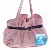 handbag S gisele l. pink  camomilla milano
