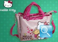 Borsetta Rosa Hello Kitty