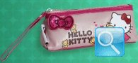 Portatutto rosa Hello Kitty