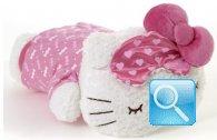 cuscino pupazzo sagomato hello kitty