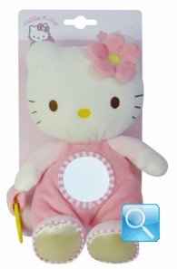 Peluche Hello Kitty Baby Activity 
