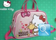 Borsa Rosa Hello Kitty