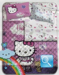 trapunta hello kitty singolo