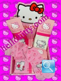 collant hello kitty