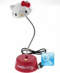 lampada hello kitty usb /batterie