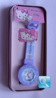 Orologio Charmmy Kitty Lilac Castle