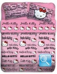 copriletto hello kitty Magazine da 1piazza e mezza