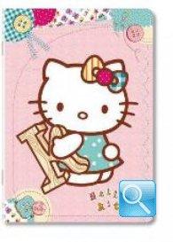 maxi quaderno hello kitty 5 mm rosa nuova collezione 2013