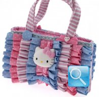 borsa hello  kitty mini bag