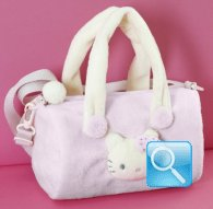 Mini Bauletto Hello Kitty marshmallow Pink