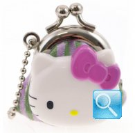 portamonete hello kitty lilla