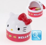 Mini Evidenziatori C/Box Hello Kitty