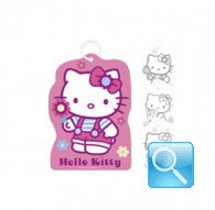 Mini Libro hello kitty Colori Flower