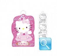 Mini Libro hello kitty Colori Princess