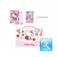 Mini Set Cartoleria hello kitty Candy