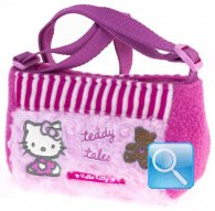 borsa hello kitty mini tracollina too sweet pink
