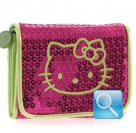 mini wallet urban chic fucsia 