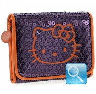mini wallet urban chic purple
