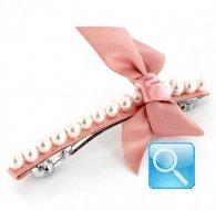 molletta camomilla pearl&bow pink