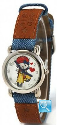 orologio hello kitty tutu scooter blue