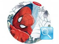 Beach ball Spiderman