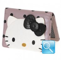 passport case city hello kitty pink