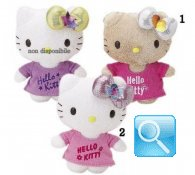 pupazzo hello kitty t-shirt mascot plush