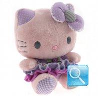 pupazzo hello kitty peluches lilla