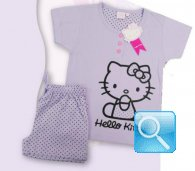 pigiama hello kitty ragazza