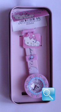 Orologio Charmmy Kitty Pink Lounge