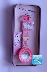 Orologio Charmmy Kitty Pink Piano