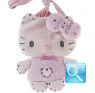 Borsetta Plush Bag Hello Kitty Marshmallow pink