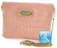 pochette camomilla milano clutch bag -M- L.Pink