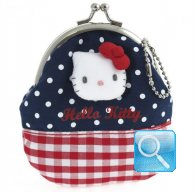 Portamonete Hello Kitty Red&Blue