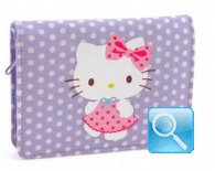 portafoglio hello kitty M dotty lilac